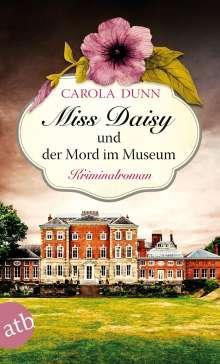 Carola Dunn: Miss Daisy und der Mord im Museum, Buch