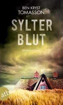 Ben Kryst Tomasson: Sylter Blut, Buch