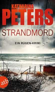 Katharina Peters: Strandmord, Buch