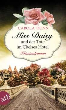 Carola Dunn: Miss Daisy und der Tote im Chelsea Hotel, Buch