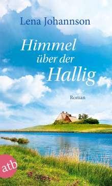 Lena Johannson: Himmel über der Hallig, Buch