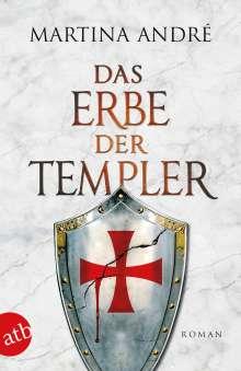 Martina André: Das Erbe der Templer, Buch