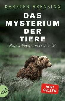 Karsten Brensing: Das Mysterium der Tiere, Buch