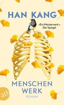Han Kang: Menschenwerk, Buch