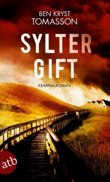 Ben Kryst Tomasson: Sylter Gift, Buch