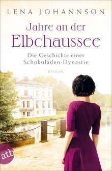 Lena Johannson: Jahre an der Elbchaussee, Buch