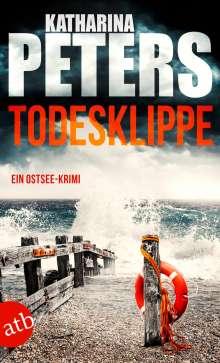 Katharina Peters: Todesklippe, Buch