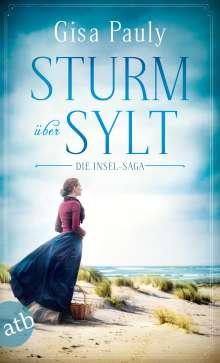 Gisa Pauly: Sturm über Sylt, Buch