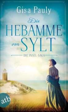 Gisa Pauly: Die Hebamme von Sylt, Buch