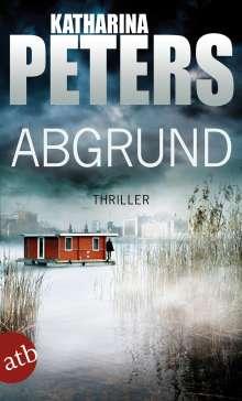 Katharina Peters: Abgrund, Buch