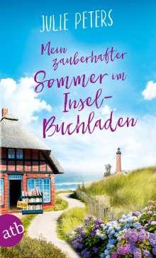 Julie Peters: Mein zauberhafter Sommer im Inselbuchladen, Buch