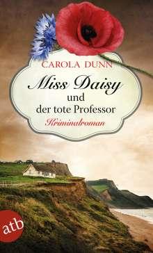 Carola Dunn: Miss Daisy und der tote Professor, Buch