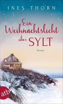 Ines Thorn: Ein Weihnachtslicht über Sylt, Buch