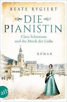Beate Rygiert: Die Pianistin, Buch