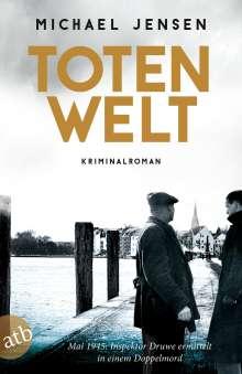 Michael Jensen: Totenwelt, Buch
