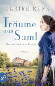 Ulrike Renk: Träume aus Samt, Buch