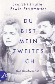 Eva Strittmatter: Du bist mein zweites Ich, Buch