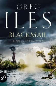Greg Iles: Blackmail, Buch