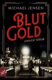 Michael Jensen: Blutgold, Buch