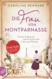 Caroline Bernard: Die Frau von Montparnasse, Buch