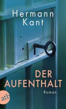 Hermann Kant: Der Aufenthalt, Buch