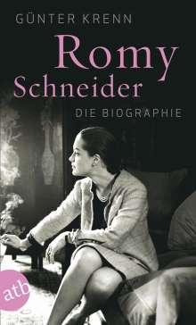 Günter Krenn: Romy Schneider, Buch