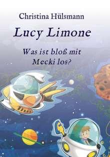 Christina Hülsmann: Lucy Limone, Buch