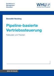Benedikt Neufang: Pipeline-basierte Vertriebssteuerung, Buch