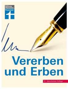 Beate Backhaus: Vererben und Erben, Buch
