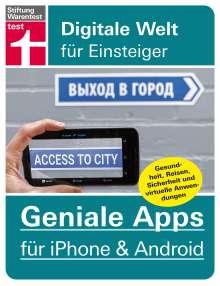 Marius von der Forst: Geniale Apps für iPhone & Android, Buch
