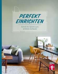Susanne Lang: Perfekt einrichten, Buch