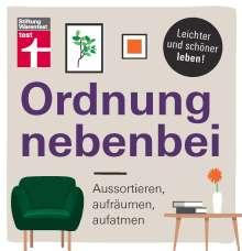 Gunda Borgeest: Ordnung nebenbei, Buch