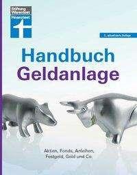 Stefanie Kühn: Handbuch Geldanlage, Buch