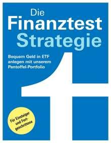 Brigitte Wallstabe-Watermann: Die Finanztest-Strategie, Buch