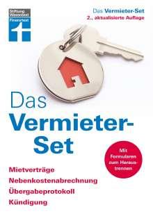 Alexander Bredereck: Das Vermieter-Set, Buch