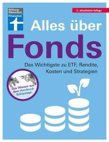 Stefanie Kühn: Alles über Fonds, Buch