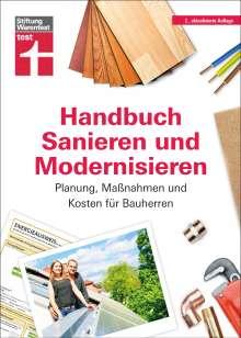 Peter Burk: Handbuch Sanieren und Modernisieren, Buch
