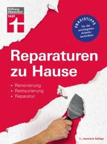 Hans-Jürgen Reinbold: Reparaturen zu Hause, Buch