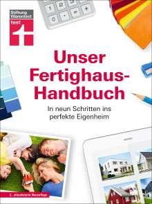 Magnus Enxing: Unser Fertighaus-Handbuch, Buch