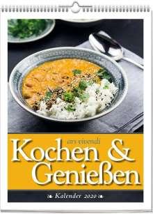 Kochen & Genießen 2020, Diverse