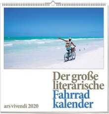 Der große literarische Fahrrad-Kalender 2020, Diverse