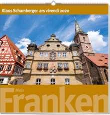 Klaus Schamberger: Mein Franken 2020, Diverse