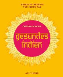 Chetna Makan: Gesundes Indien, Buch