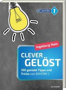 Ingeborg Hain: Clever gelöst, Buch