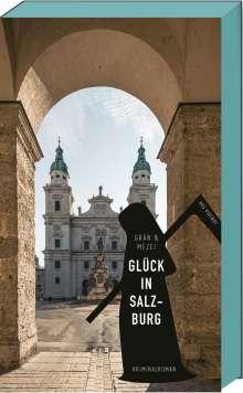 Christine Grän: Glück in Salzburg, Buch