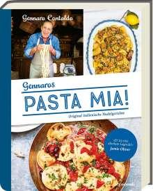 Gennaro Contaldo: Pasta Mia!, Buch