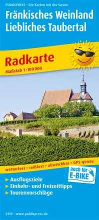 Fränkisches Weinland - Liebliches Taubertal, Diverse