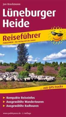 Jan Brockmann: Lüneburger Heide, Buch