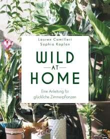 Lauren Camilleri: Wild at Home, Buch
