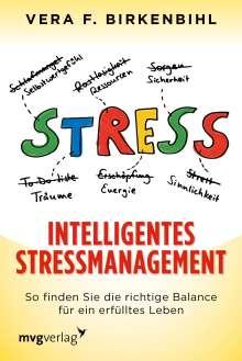 Vera F. Birkenbihl: Intelligentes Stressmanagement, Buch